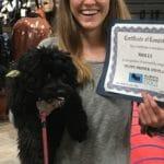 Molly Graduates Puppy Primer!